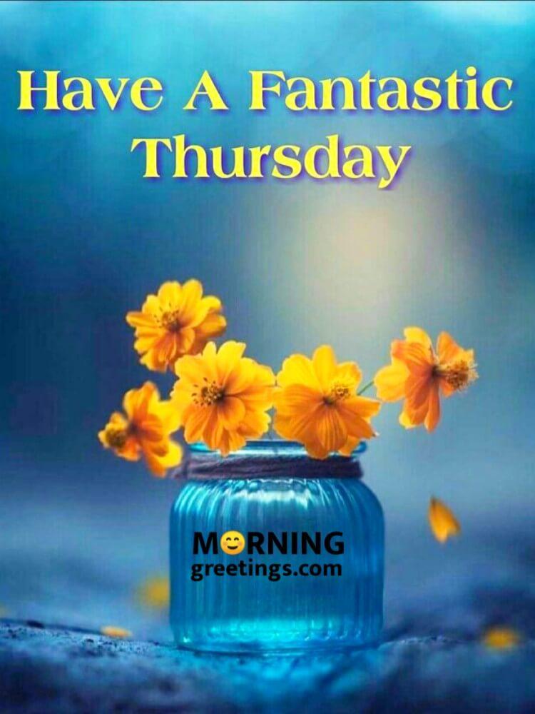 18 Cool Thursday Morning Greetings - Morning Greetings
