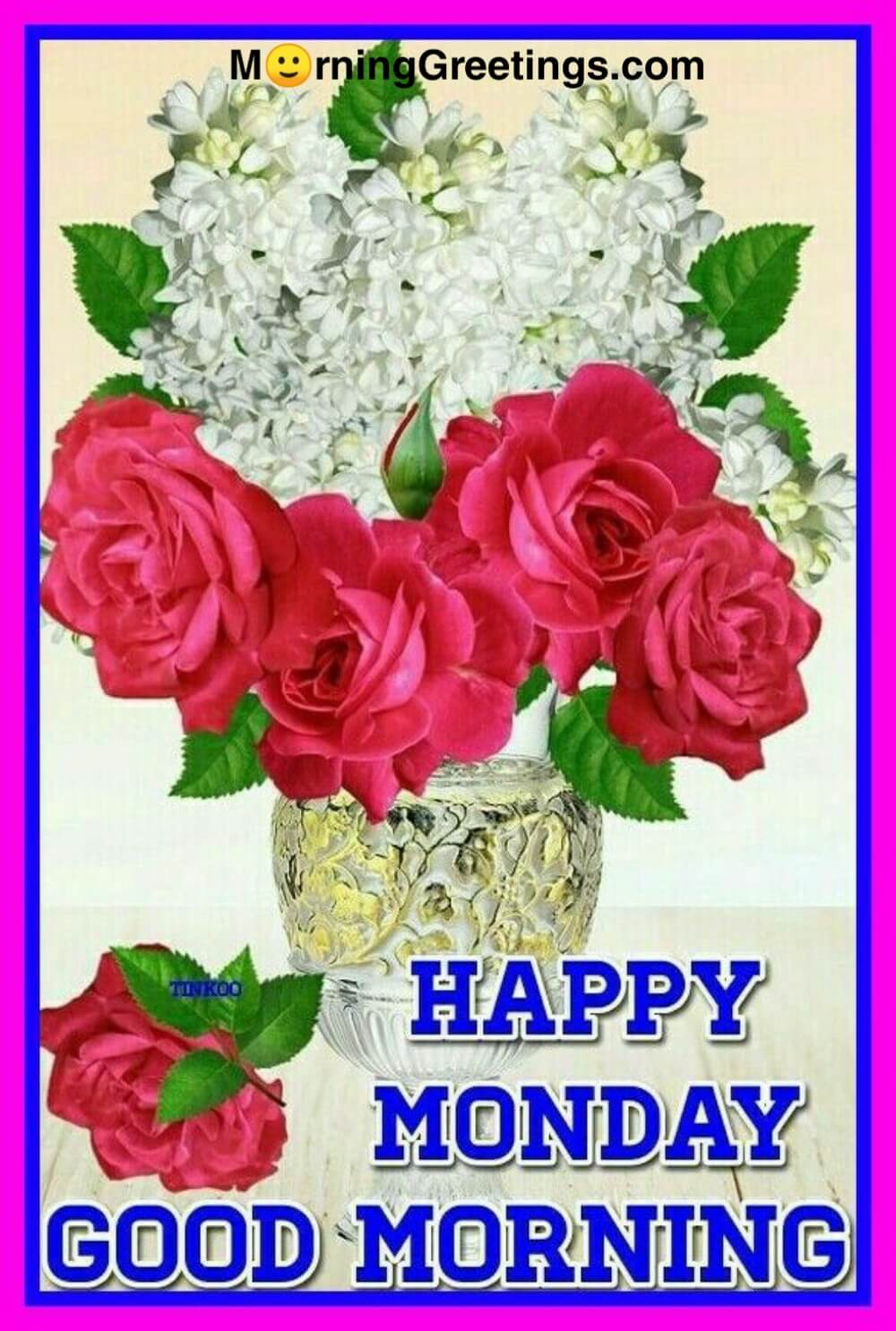 40 Good Morning Happy Monday Images Morning Greetings Morning Wishes