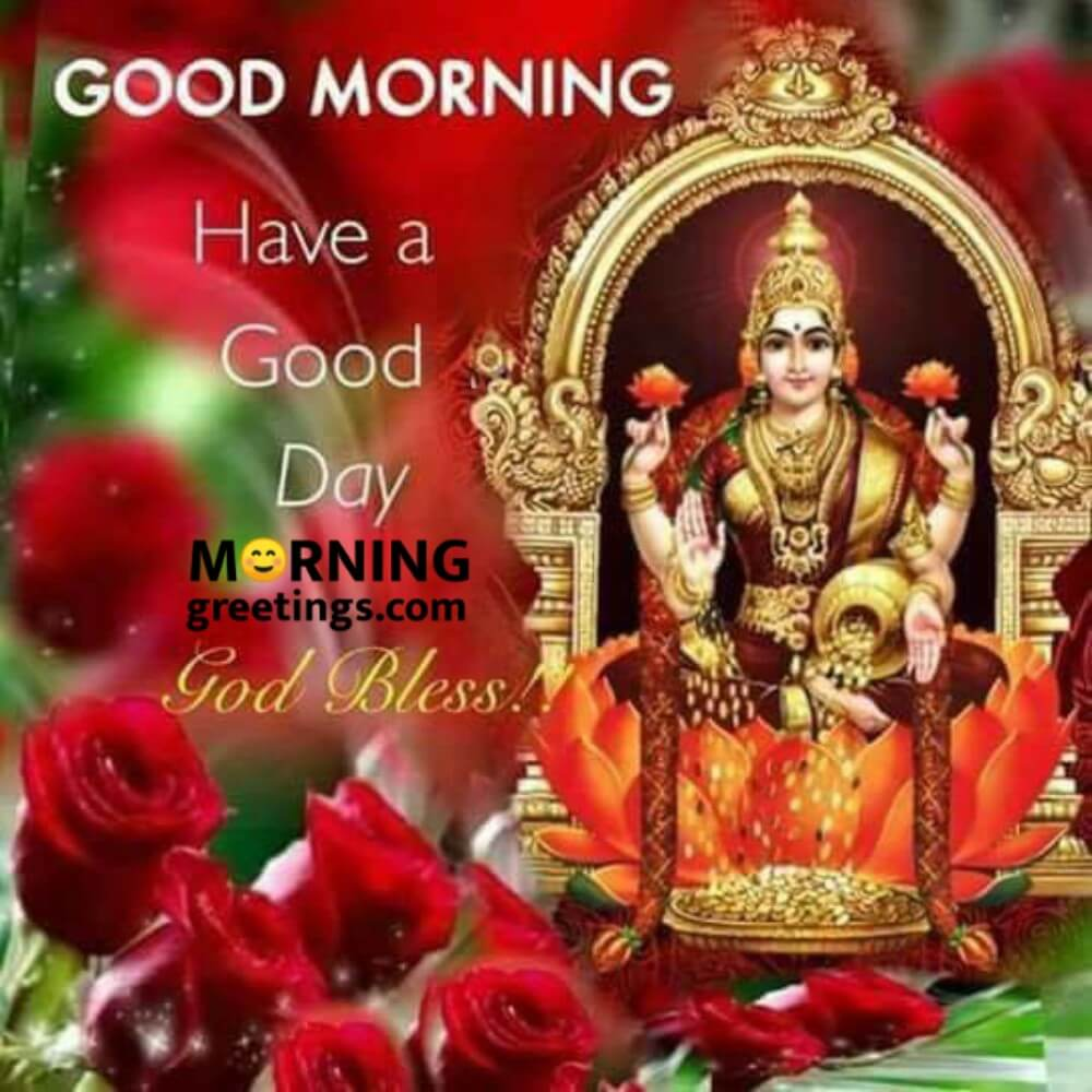 15 Best Morning Wishes Photos Of Devi Maa Morning Greetings Morning Quotes And Wishes Images