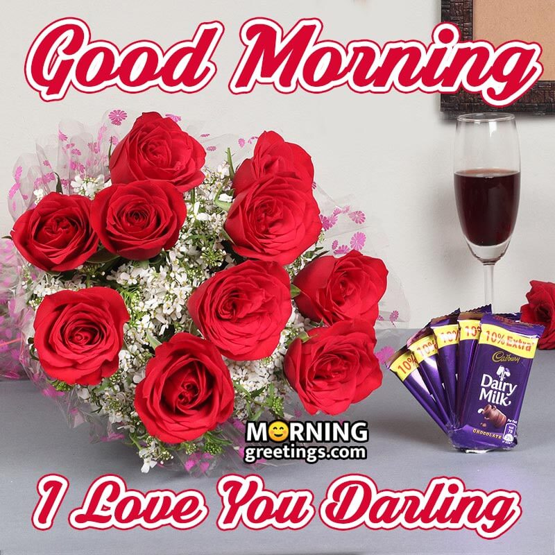 With morning love greetings 45 Good