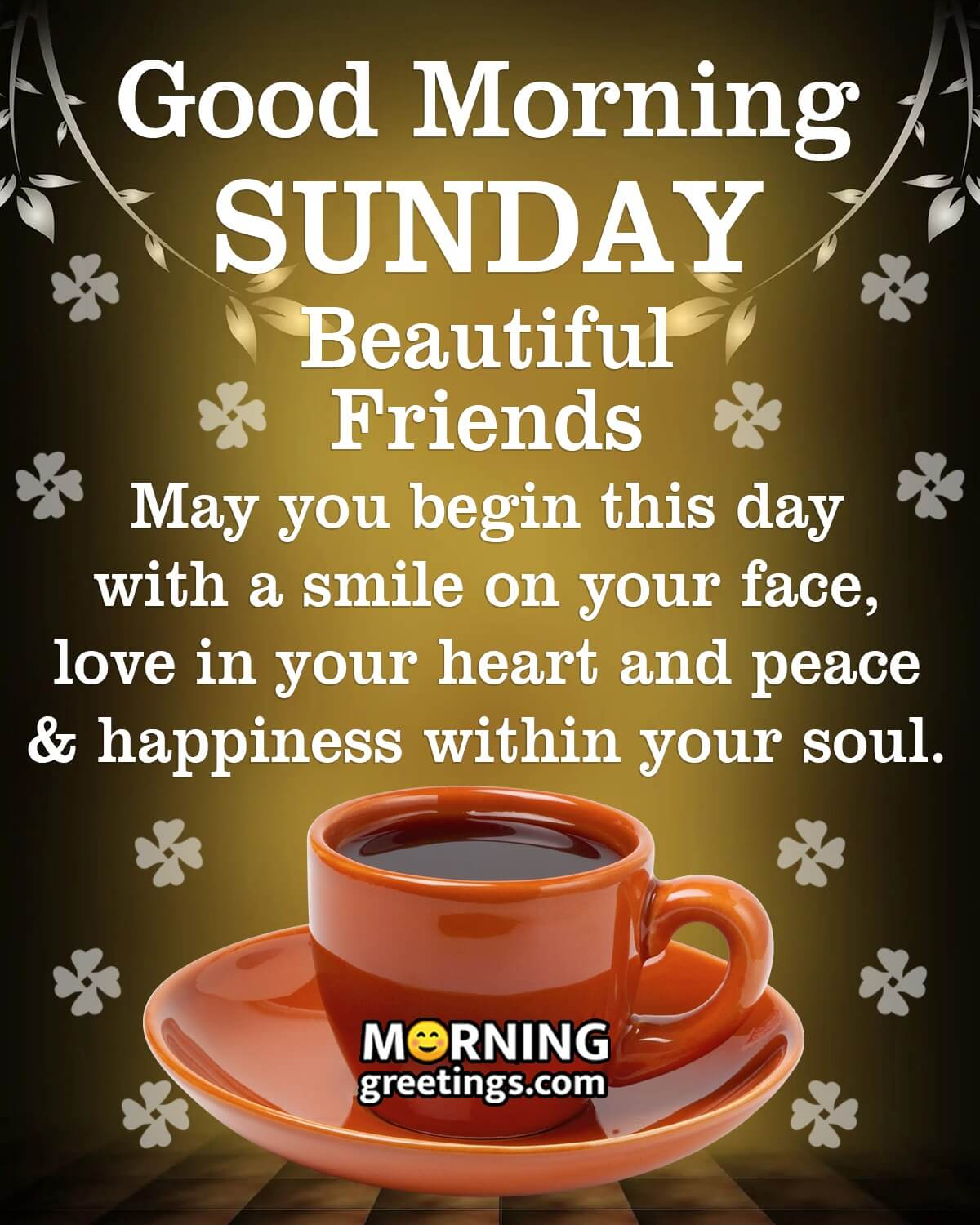 20 Best Sunday Morning Quotes Wishes Pics   Morning Greetings ...